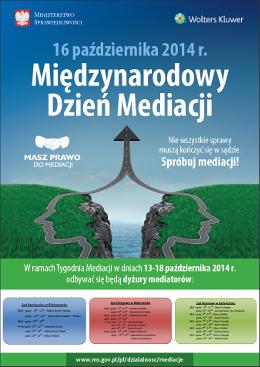 Międzynarodowy Dzień Mediacji 2013